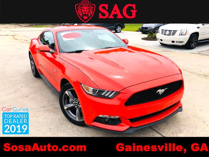 2016 Ford Mustang V6 Coupe Fastback
