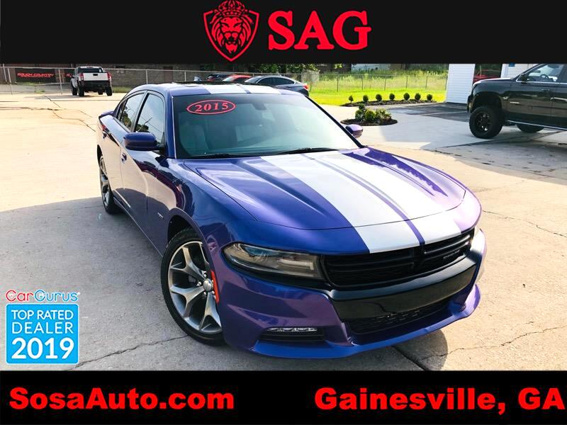 2016 Dodge Charger 4dr Sdn RT Scat Pack RWD