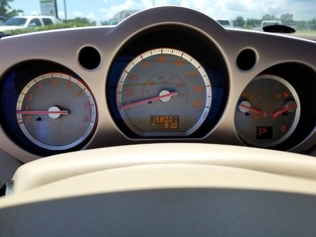2007 Nissan Murano FWD SL