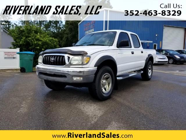 2004 Toyota Tacoma PreRunner Double Cab 2WD