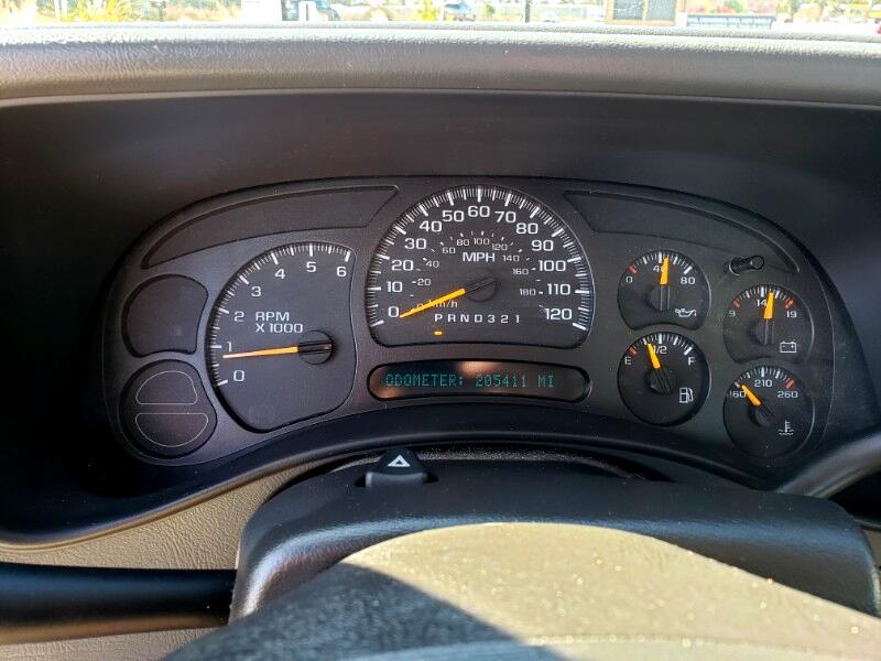 2006 Chevrolet Silverado 1500 LT2 Crew Cab 2WD