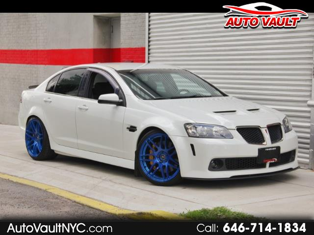 2009 Pontiac G8 GT ONE OWNER FORGESTAR WHEELS CTS V CALIPERS HEADE