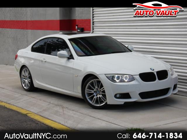 2011 BMW 3-Series 335i Coupe M SPORT CLEAN CAR LOW MILES 62K
