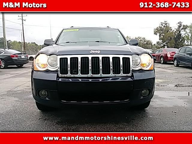 2009 Jeep Grand Cherokee Limited 2WD