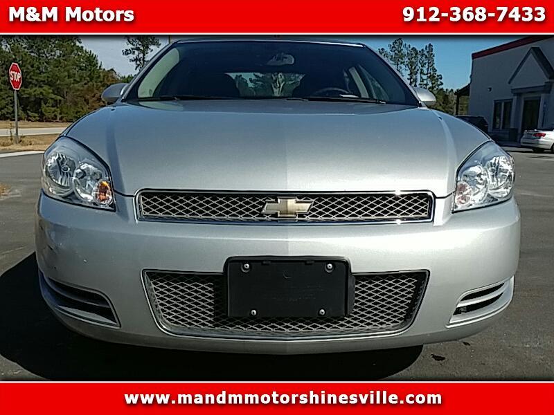 2015 Chevrolet Impala Limited LT