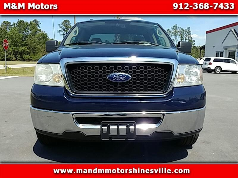 2007 Ford F-150 XLT 2WD SuperCab 6.5' Box