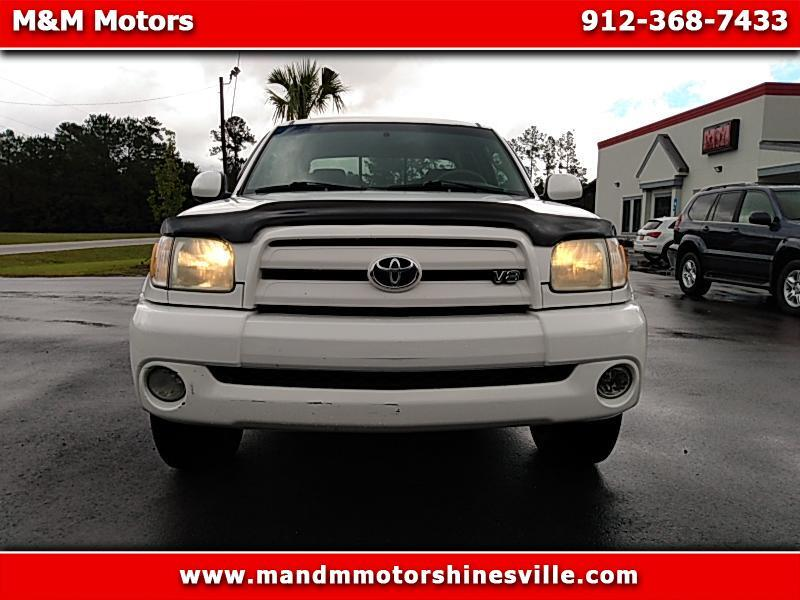 Toyota Tundra Limited Access Cab 2WD 2003