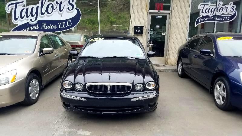 2004 Jaguar X-Type 2.5