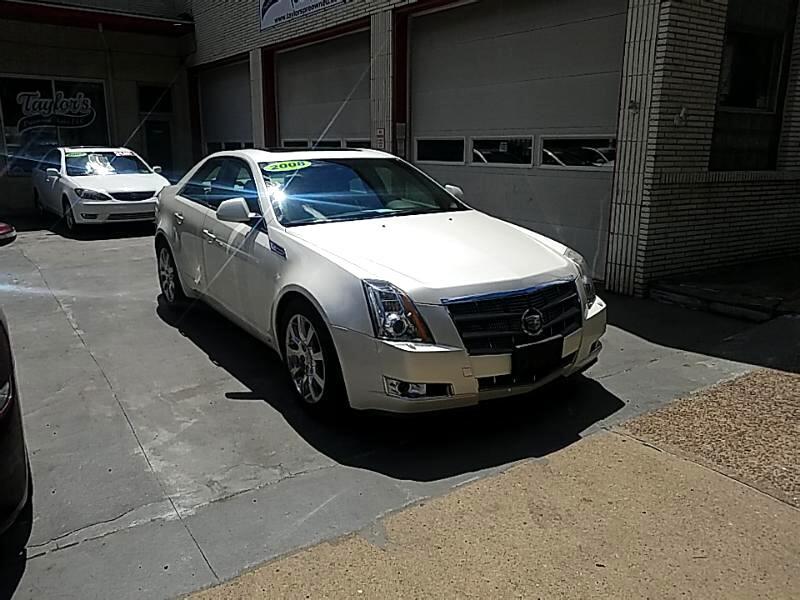 2008 Cadillac CTS 3.6L SIDI AWD