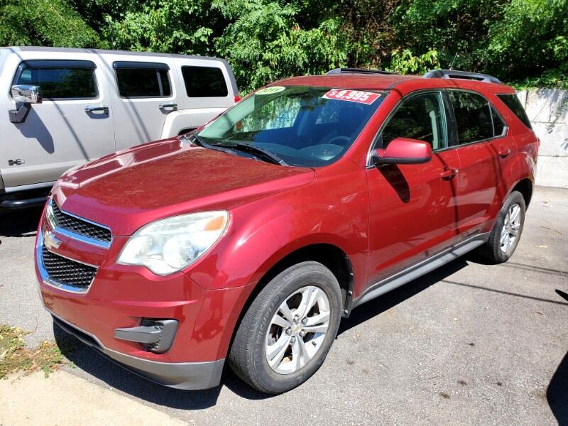 Chevrolet Equinox 1LT AWD 2011
