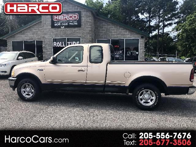 1997 Ford F-150 SuperCab Short Bed 2WD