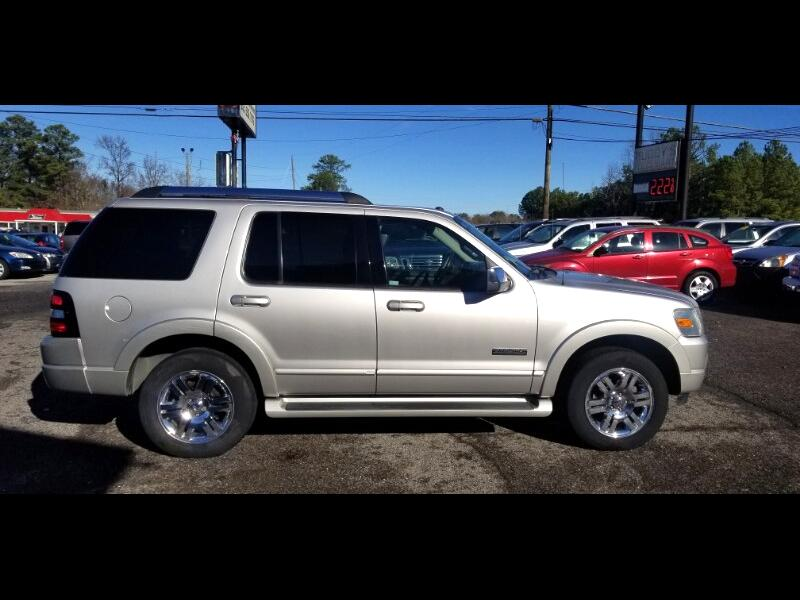 Ford Explorer Limited 4.0L 2WD 2007
