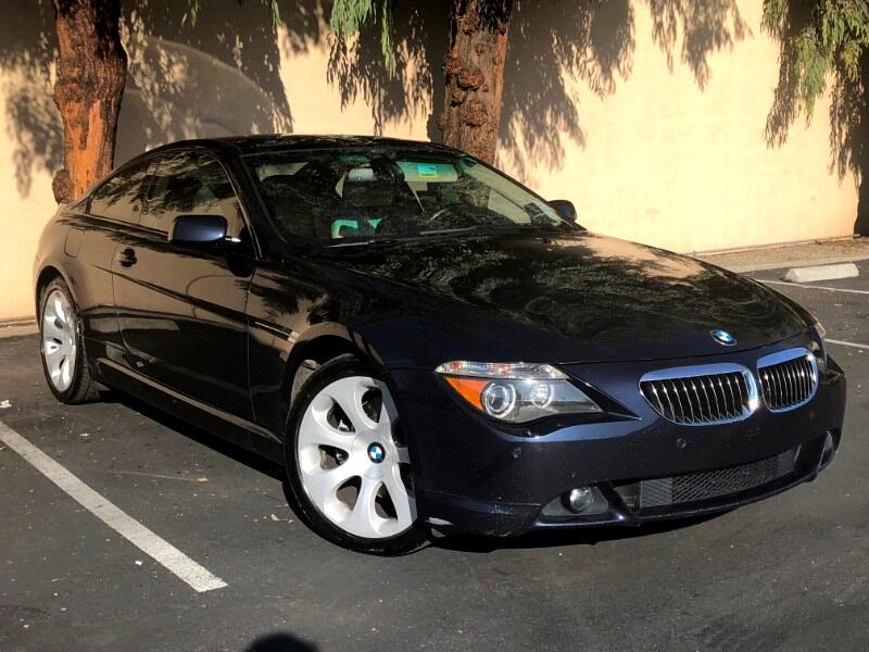 2006 BMW 6-Series 650i Coupe