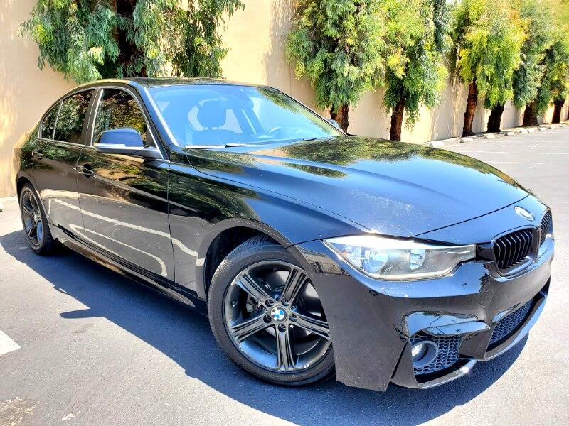 BMW 3-Series 328i Sedan 2013