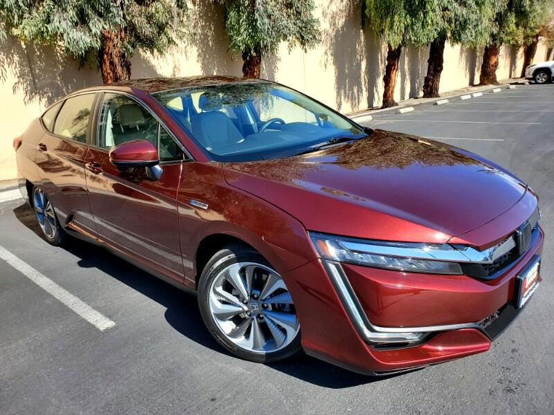 Honda Clarity Touring Plug-In Hybrid 2018