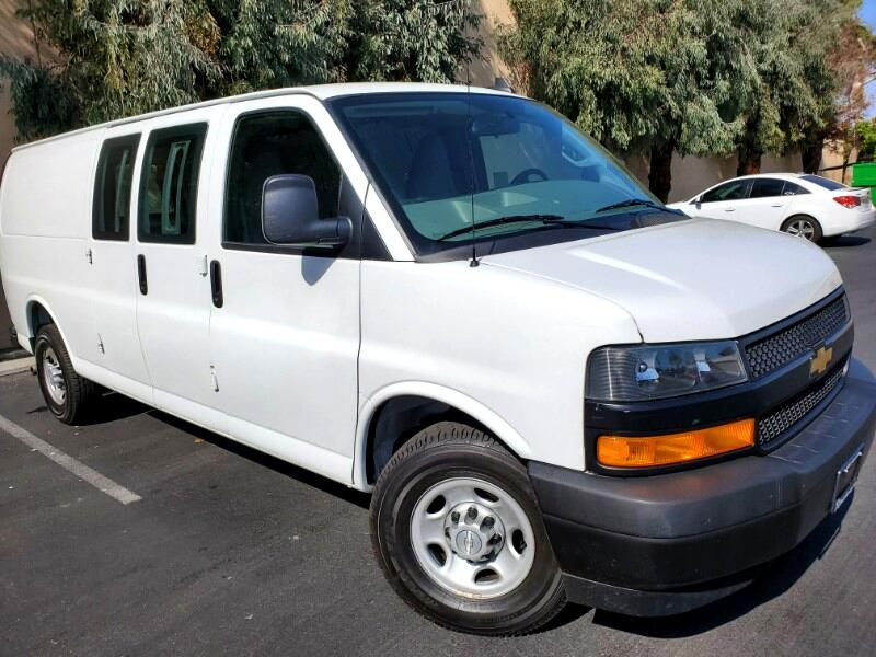 Chevrolet Express 2500 Cargo Extended 2020