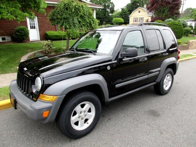 2005 Jeep Liberty Sport 4WD
