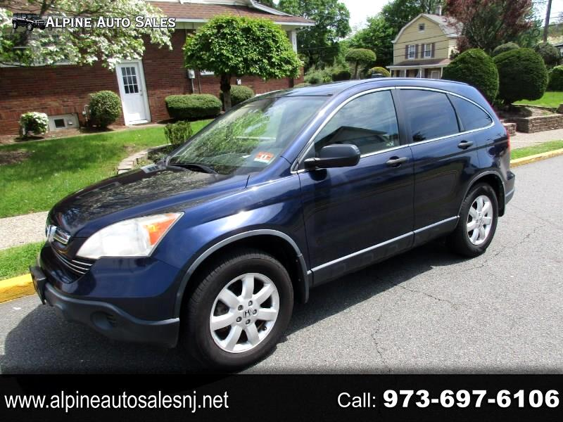 Honda CR-V EX 4WD 5-Speed AT 2009