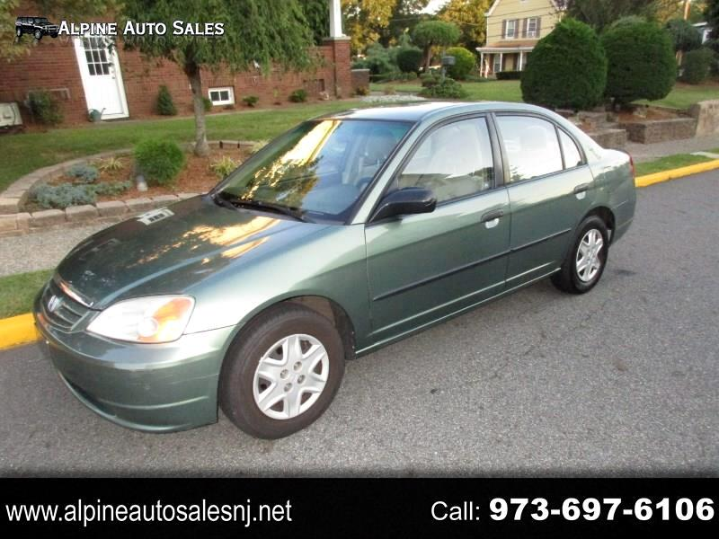 Honda Civic DX Sedan AT 2003