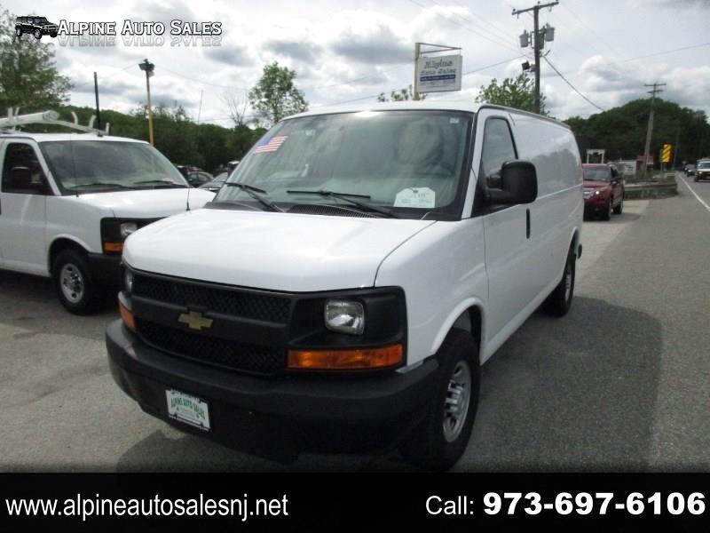 Chevrolet Express 2500 Cargo 2016