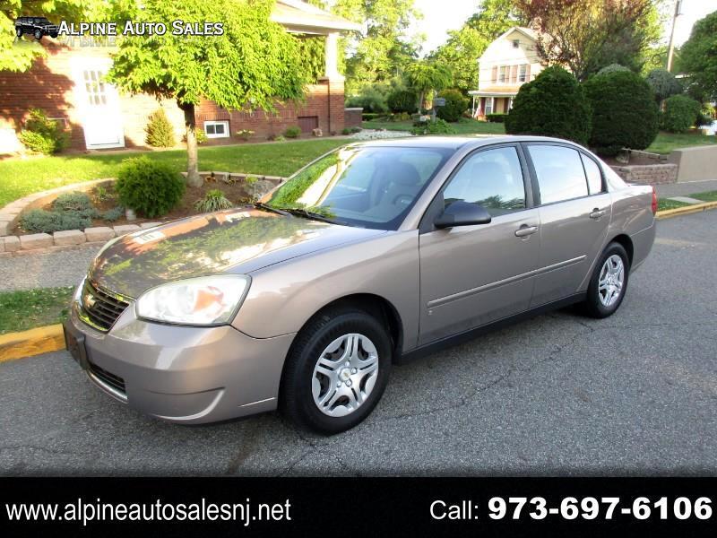 Chevrolet Malibu LS 2007