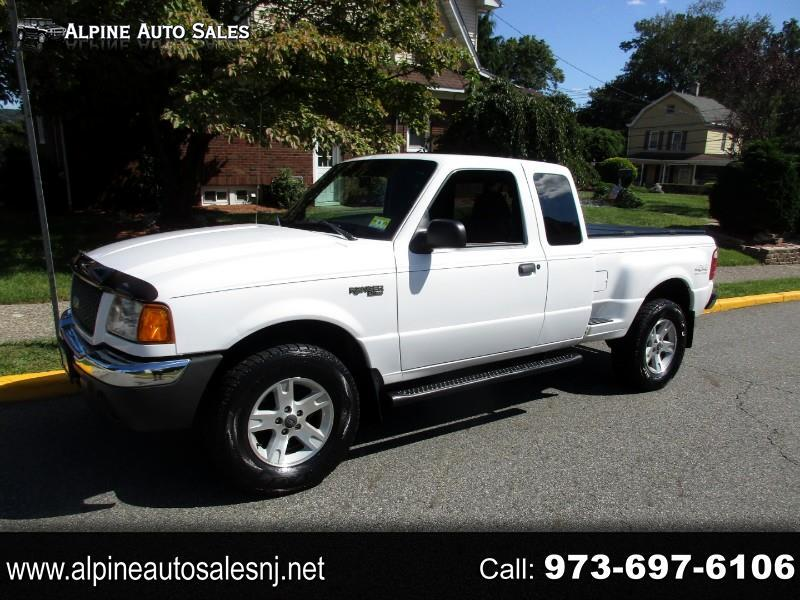 Ford Ranger SuperCab 4WD 2002
