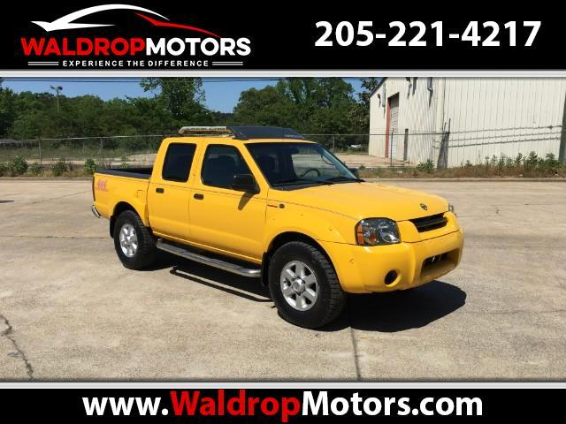 2004 Nissan Frontier SVE-V6 Crew Cab 4WD