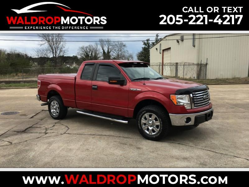 2012 Ford F-150 XLT SuperCab 8-ft. Bed 2WD