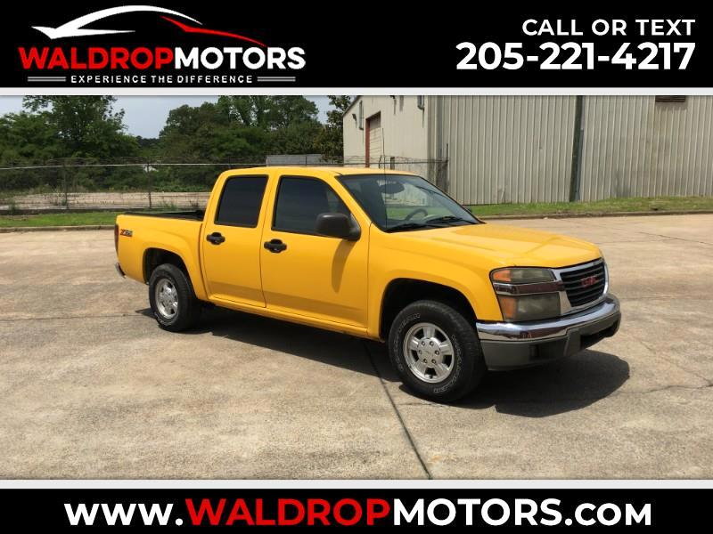 2006 GMC Canyon Crew Cab 126.0