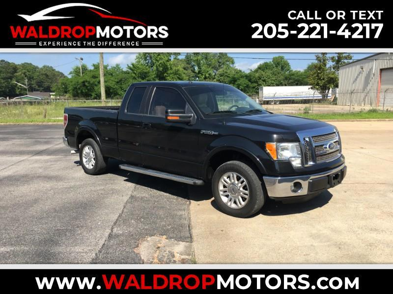 2011 Ford F-150 Lariat SuperCab 6.5-ft. Bed 2WD