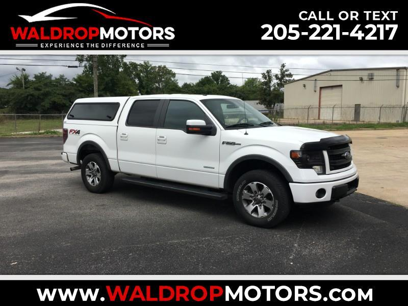 Ford F-150 FX4 SuperCrew 5.5-ft. Bed 4WD 2013