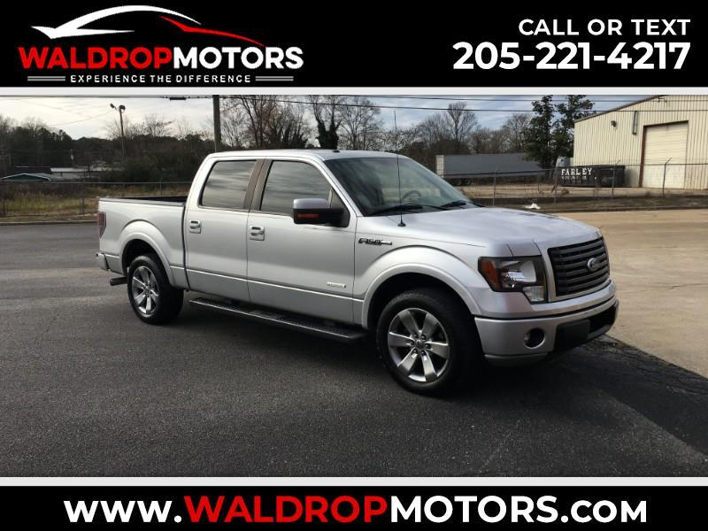 2011 Ford F-150 FX2 SuperCrew 6.5-ft. Bed 2WD