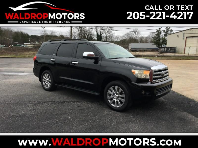 Toyota Sequoia Limited 2WD 2008