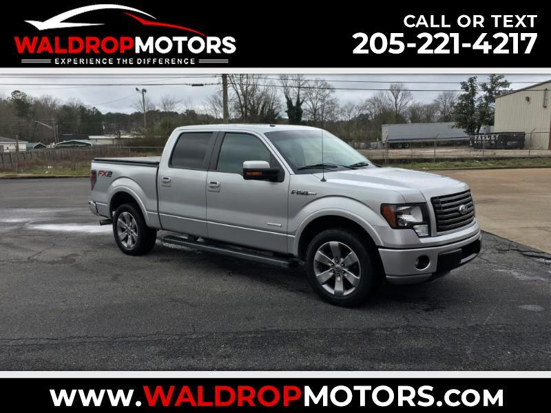 Ford F-150 FX2 SuperCrew 6.5-ft. Bed 2WD 2012