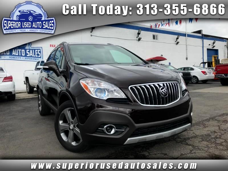 2014 Buick Encore Leather AWD
