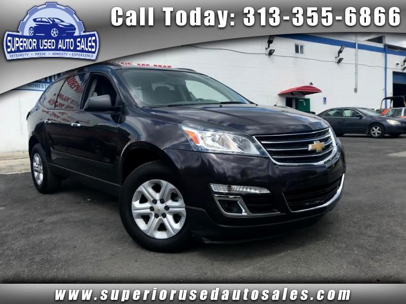 2017 Chevrolet Traverse LS FWD