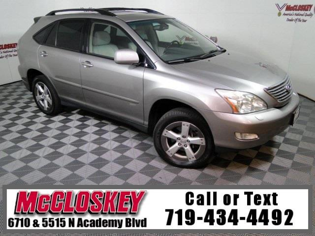 2005 Lexus RX 330 330 Performance Edition