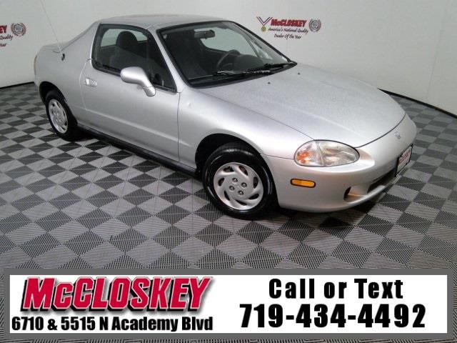 1997 Honda Del Sol S One Owner