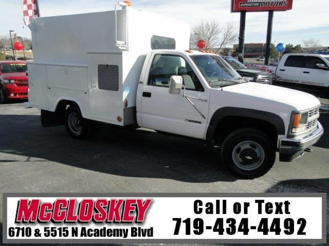 1997 Chevrolet C/K 3500 Base DRW