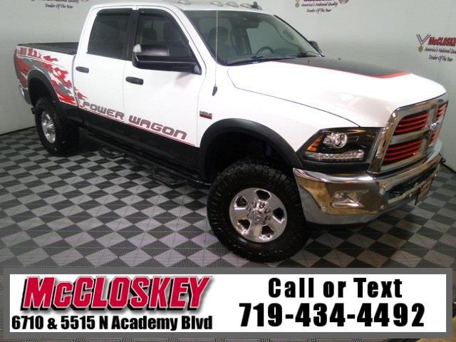 2016 RAM 2500 Power Wagon