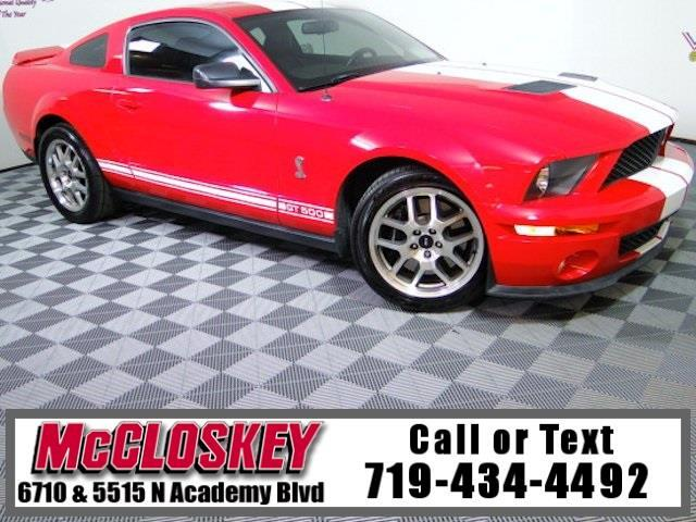 2007 Ford Shelby GT500 Shelby GT500 Supercharged