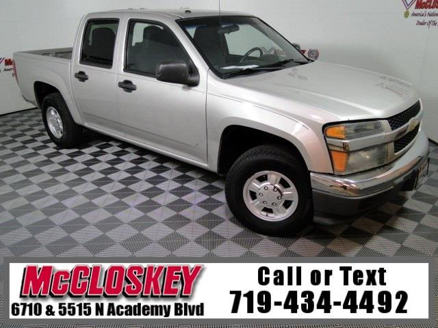 2007 Chevrolet Colorado LT Z85