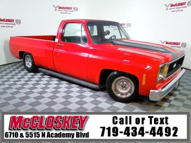 1974 Chevrolet C/K 10 Supercharged!