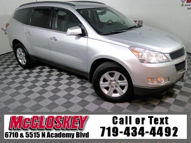 2012 Chevrolet Traverse LT 1LT