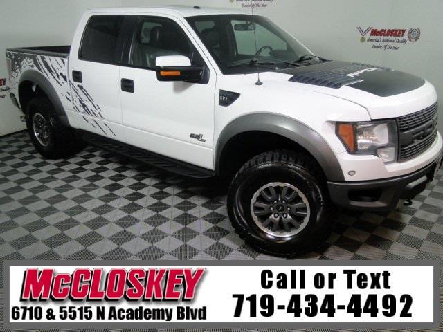 2011 Ford 150 SVT Raptor
