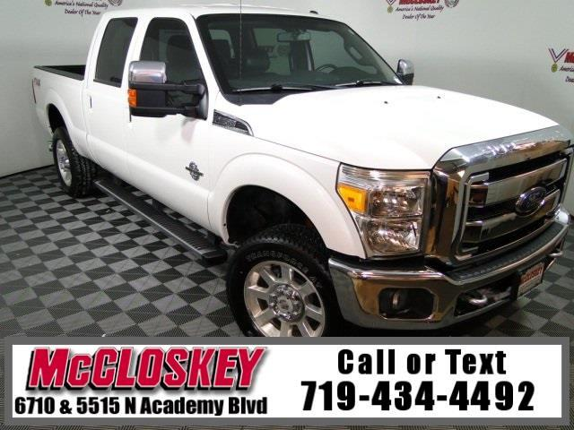2014 Ford F-350 SD Lariat Diesel w/ FX4 Package
