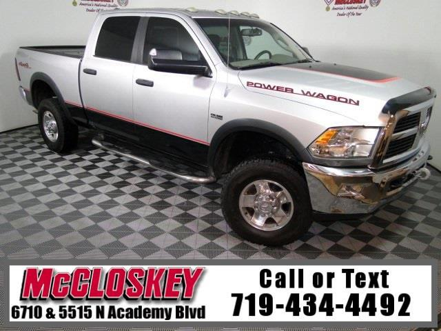 2012 RAM 2500 Power Wagon