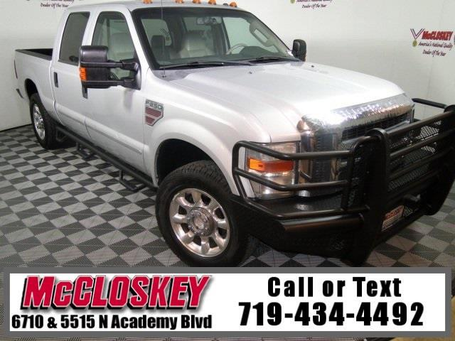 2008 Ford F-250 SD Lariat Long Bed