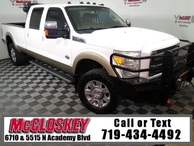 2014 Ford F-350 SD King Ranch