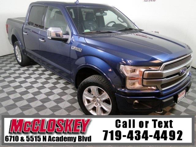 2018 Ford 150 Platinum